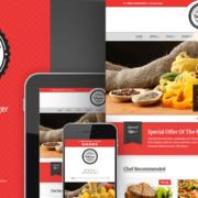 Delicieux Restaurant WordPress Theme