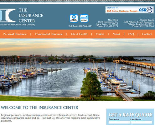 The Insurance Center - New Bern, NC