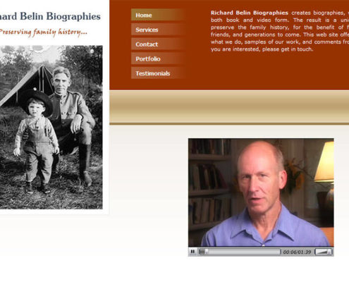 Richard Belin Biographies
